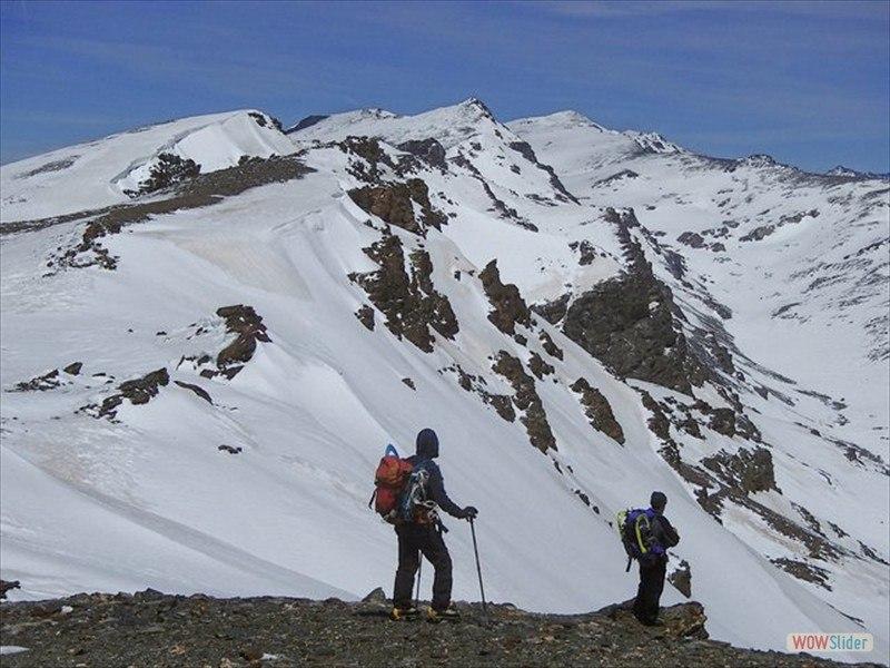 Sie Touring Sierra Nevada Slide 6