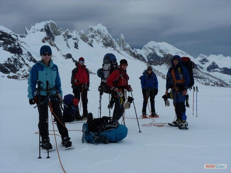 Patagonia Trekking Slide 1