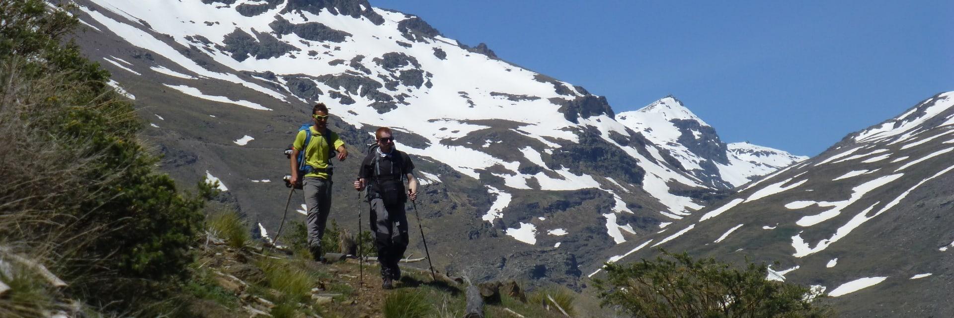 Trekking in Spains Sierra Nevada