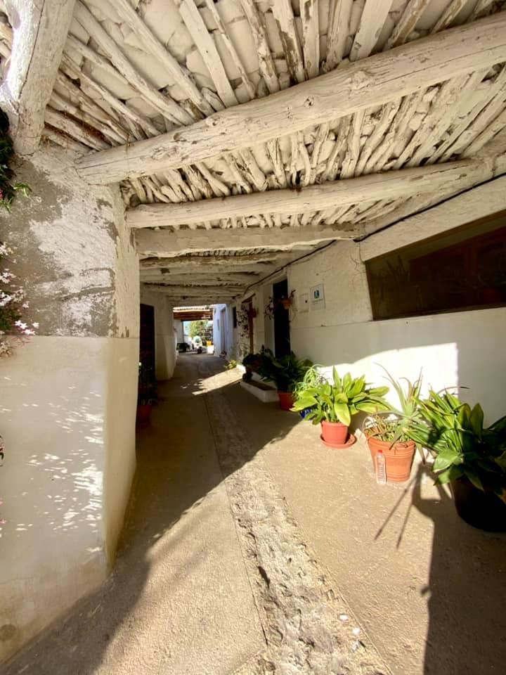Village ancient architecture