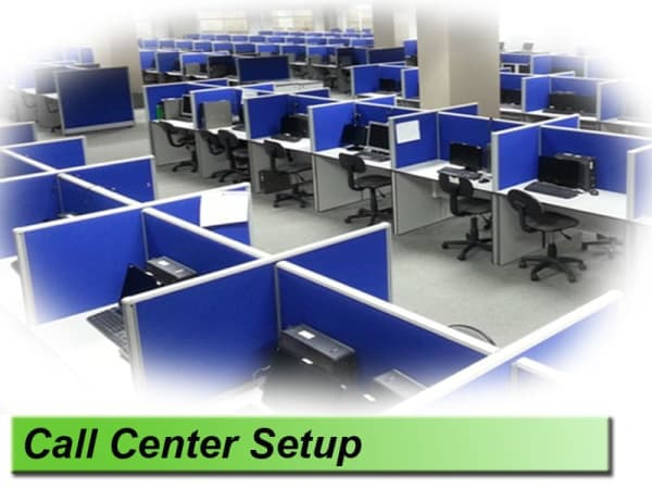 Call Center Solution Maintenance- Monthly Plan