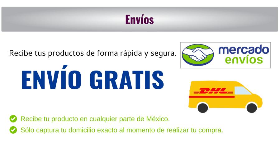 Envío Gratis a todo México