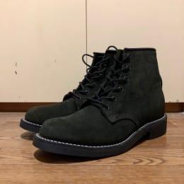 Chippewa 6inch Boots Reverse Black Odessa