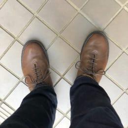 靴というよりもサンダルに近い