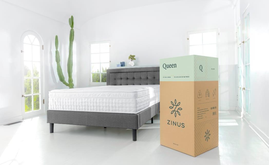 Zinus How we deliver