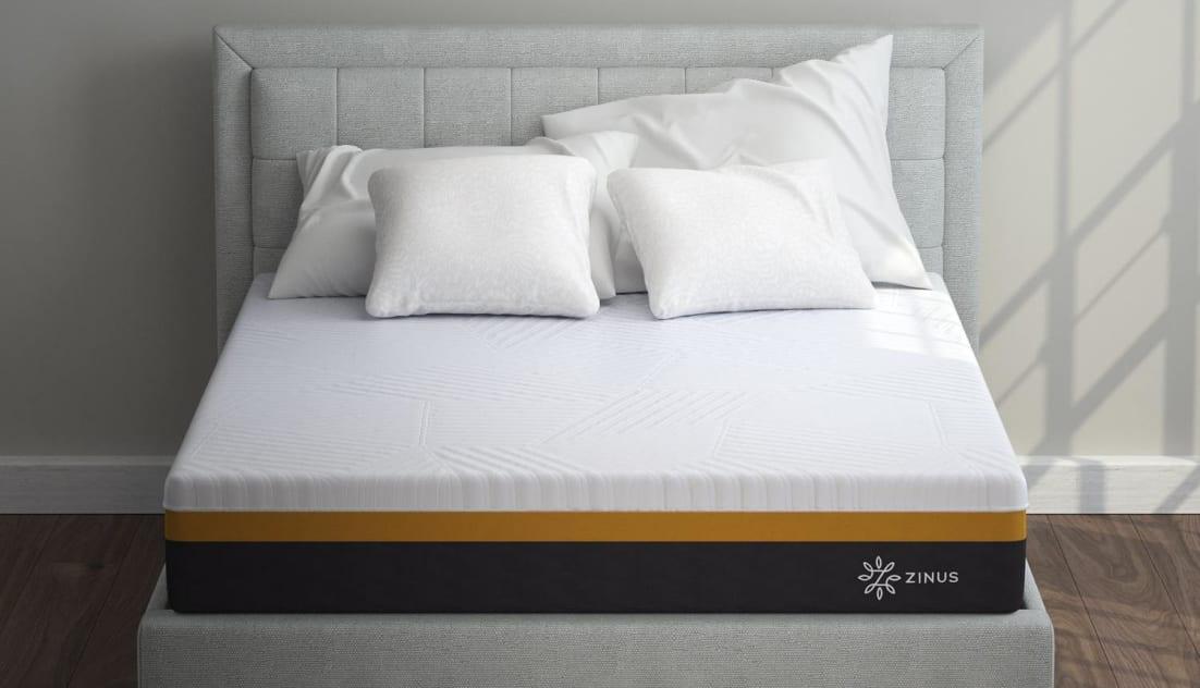 adaptive hybrid mattress