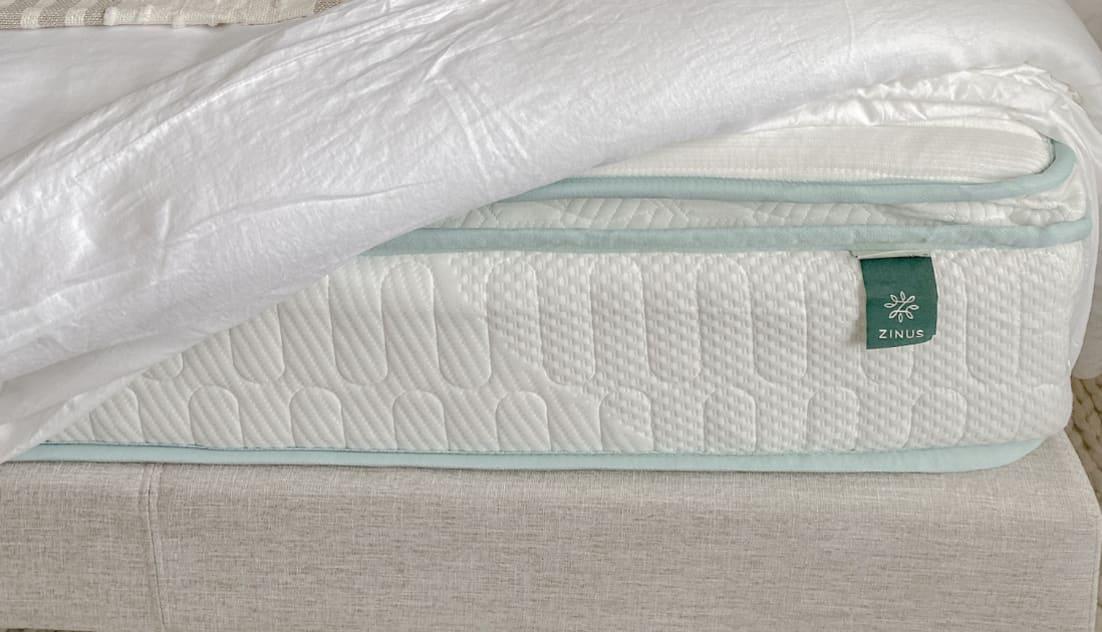 mattress unboxing video