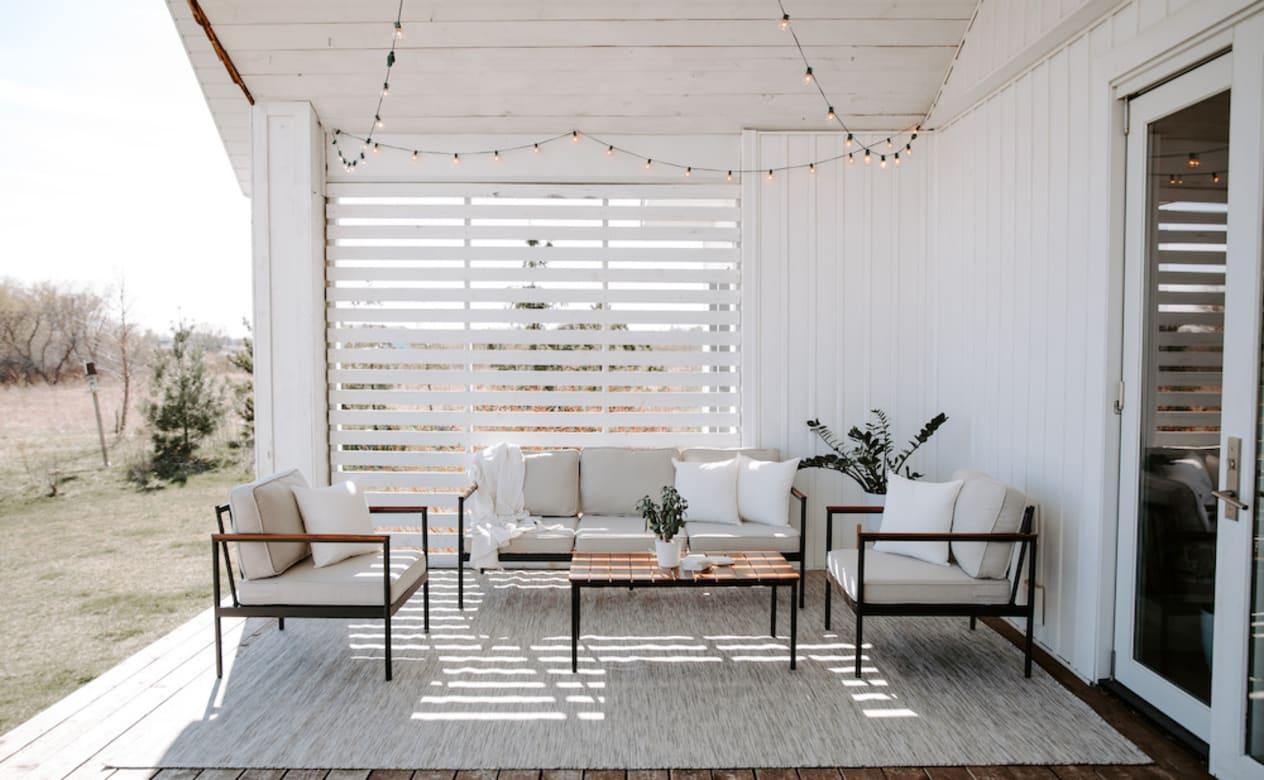 Outdoor Patio Furniture Set