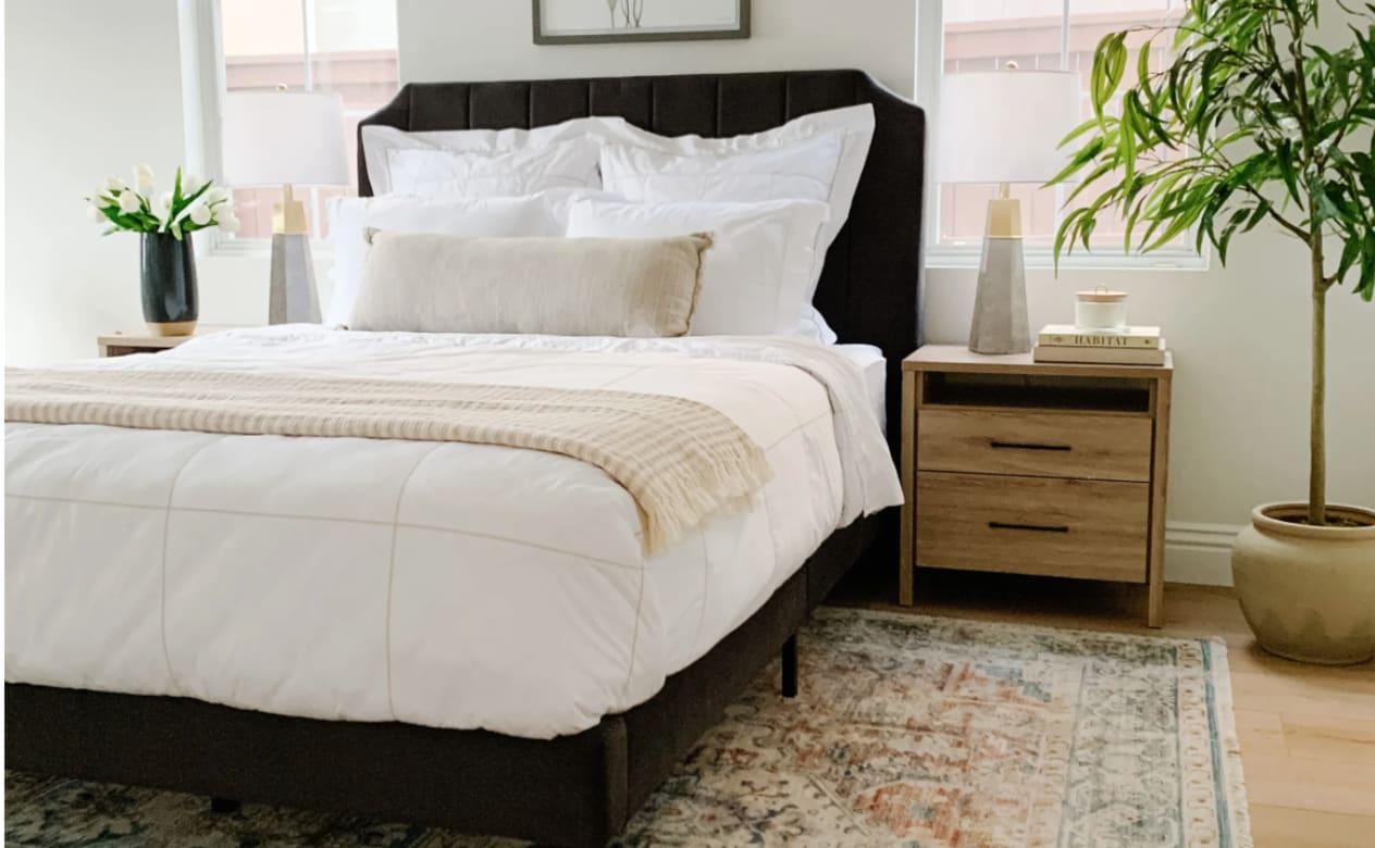 Bedroom Decor For Spring Inspiration