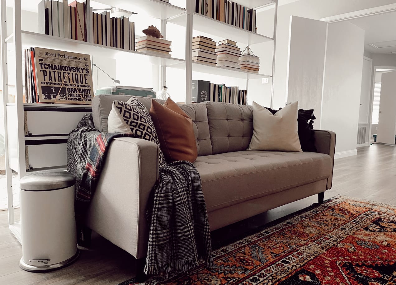 Cleaning your Upholstered Furniture