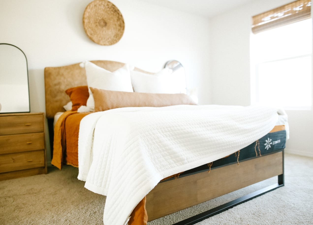 Choosing the right mattress size for you