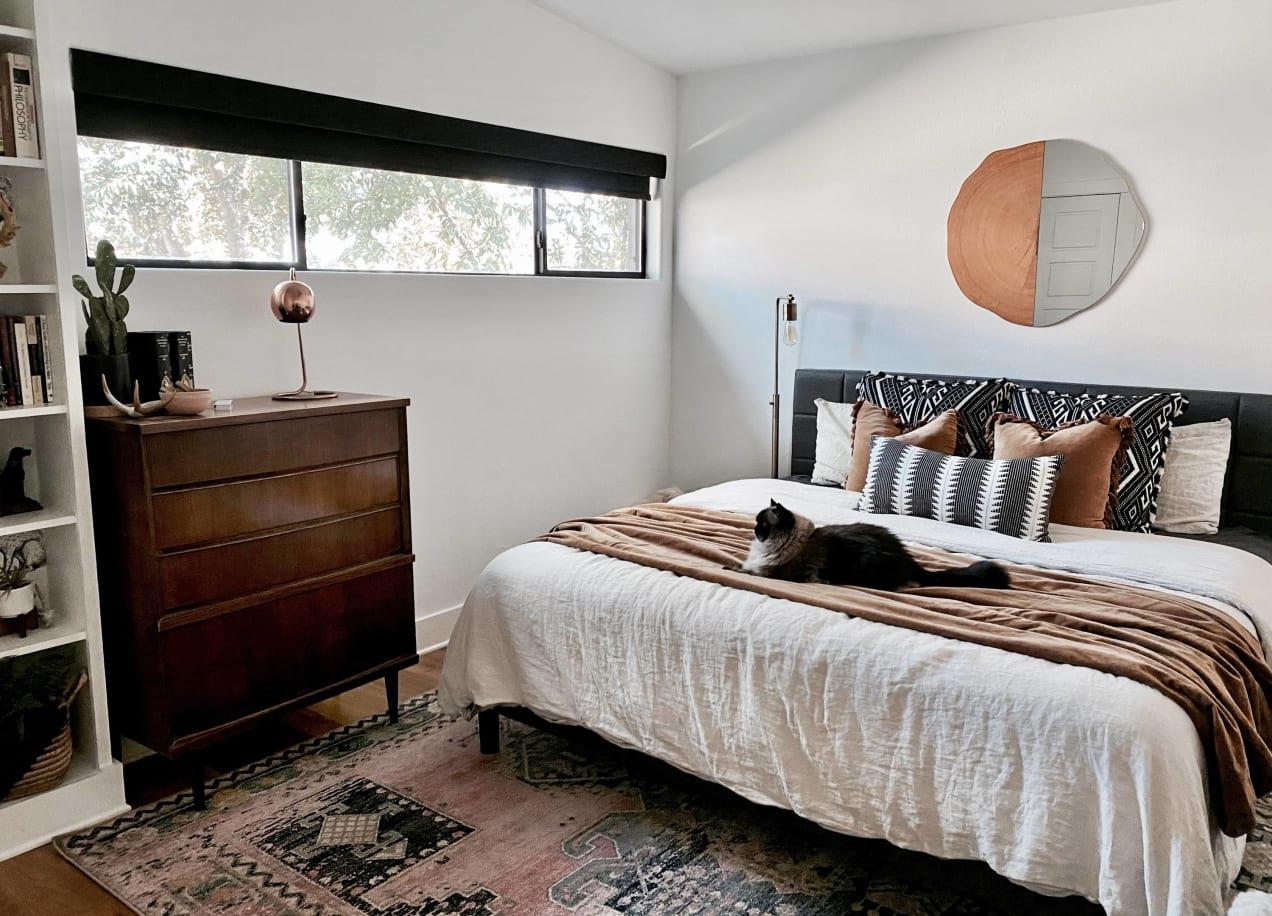 holiday decor bedroom