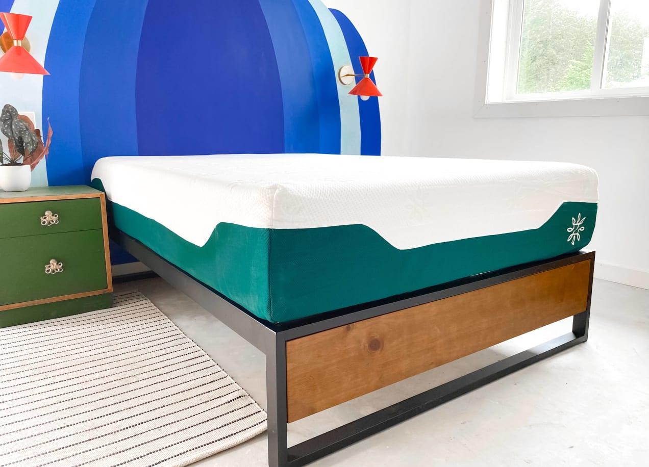 cooling gel hybrid mattress with suzanne platforma