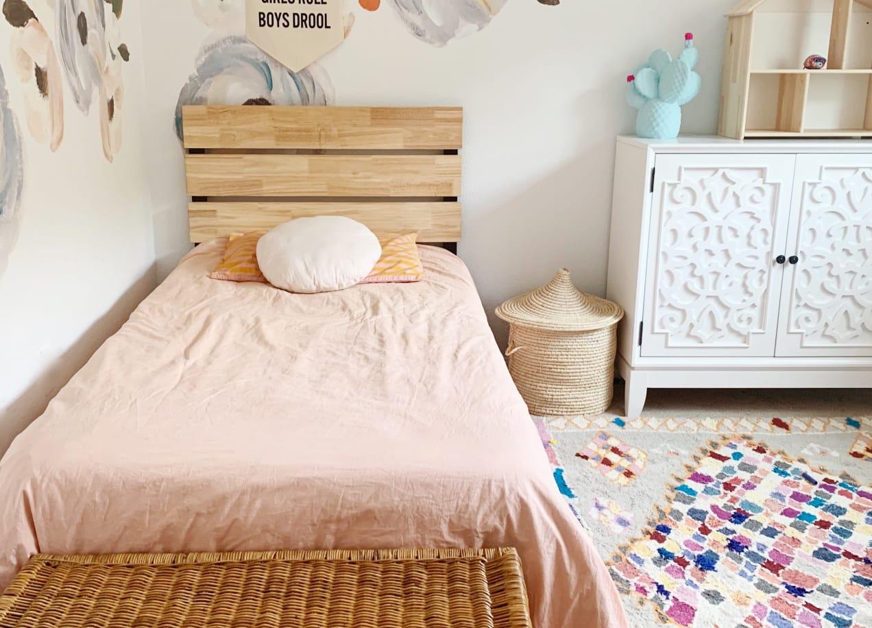 olivia platform bed