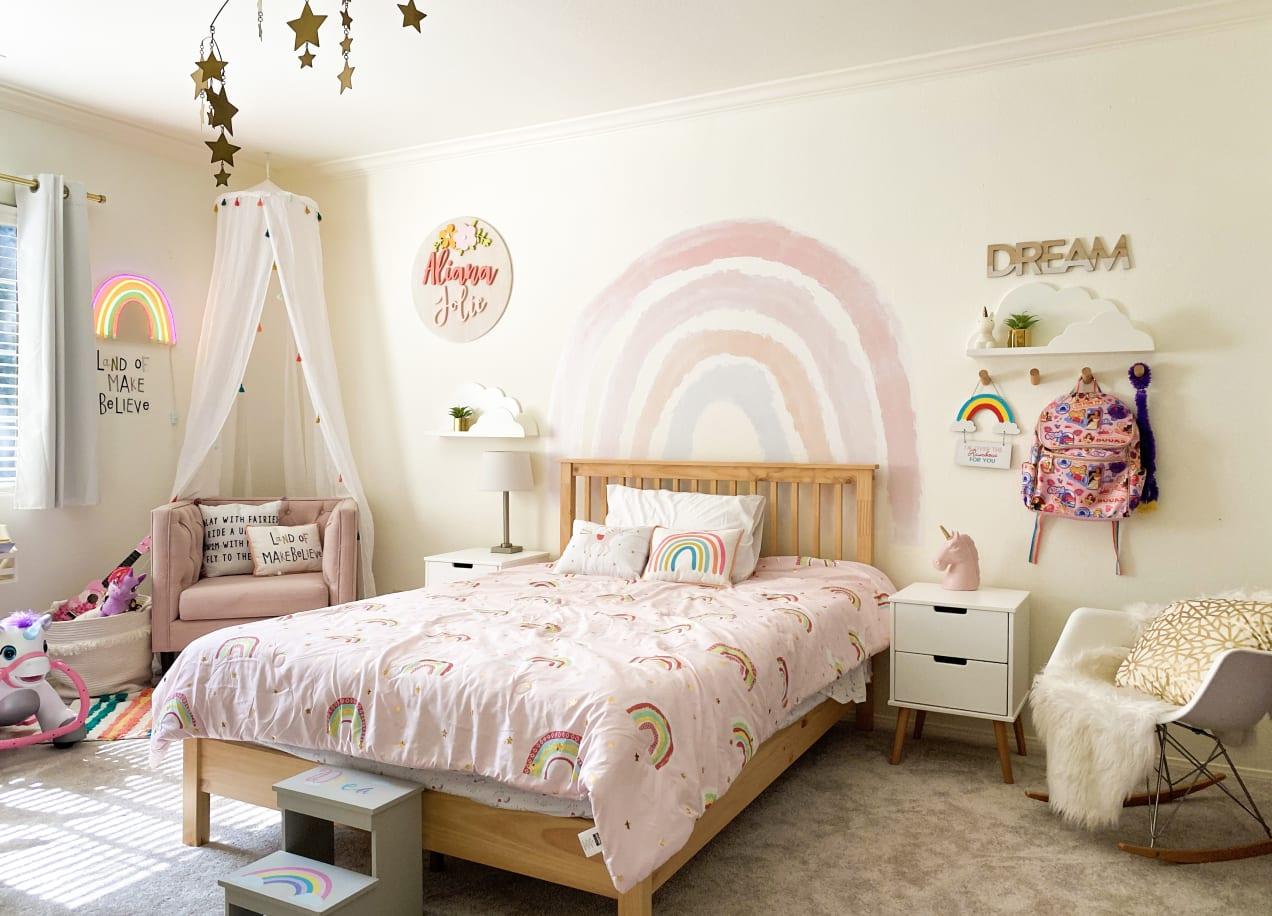 becky paltform bed