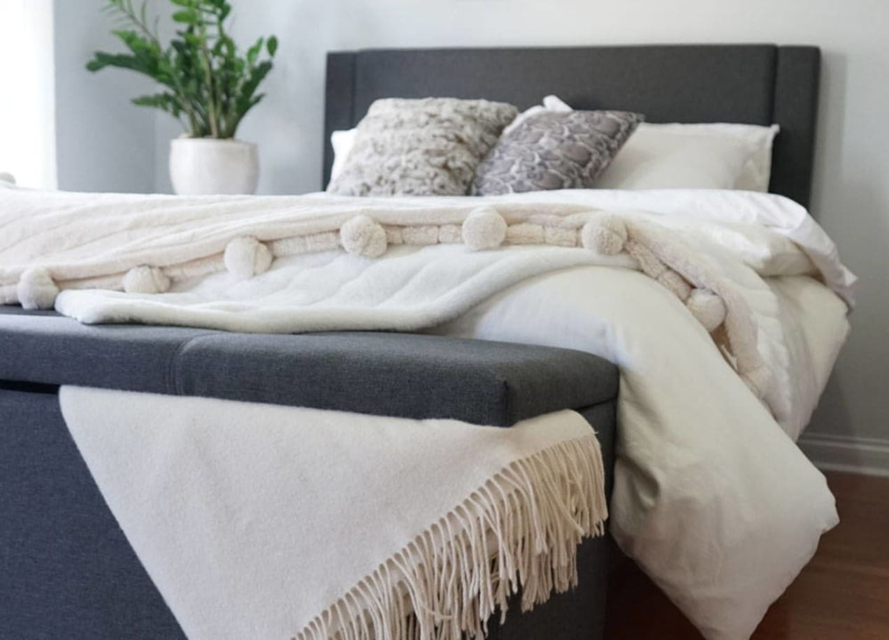 wanda platform bed