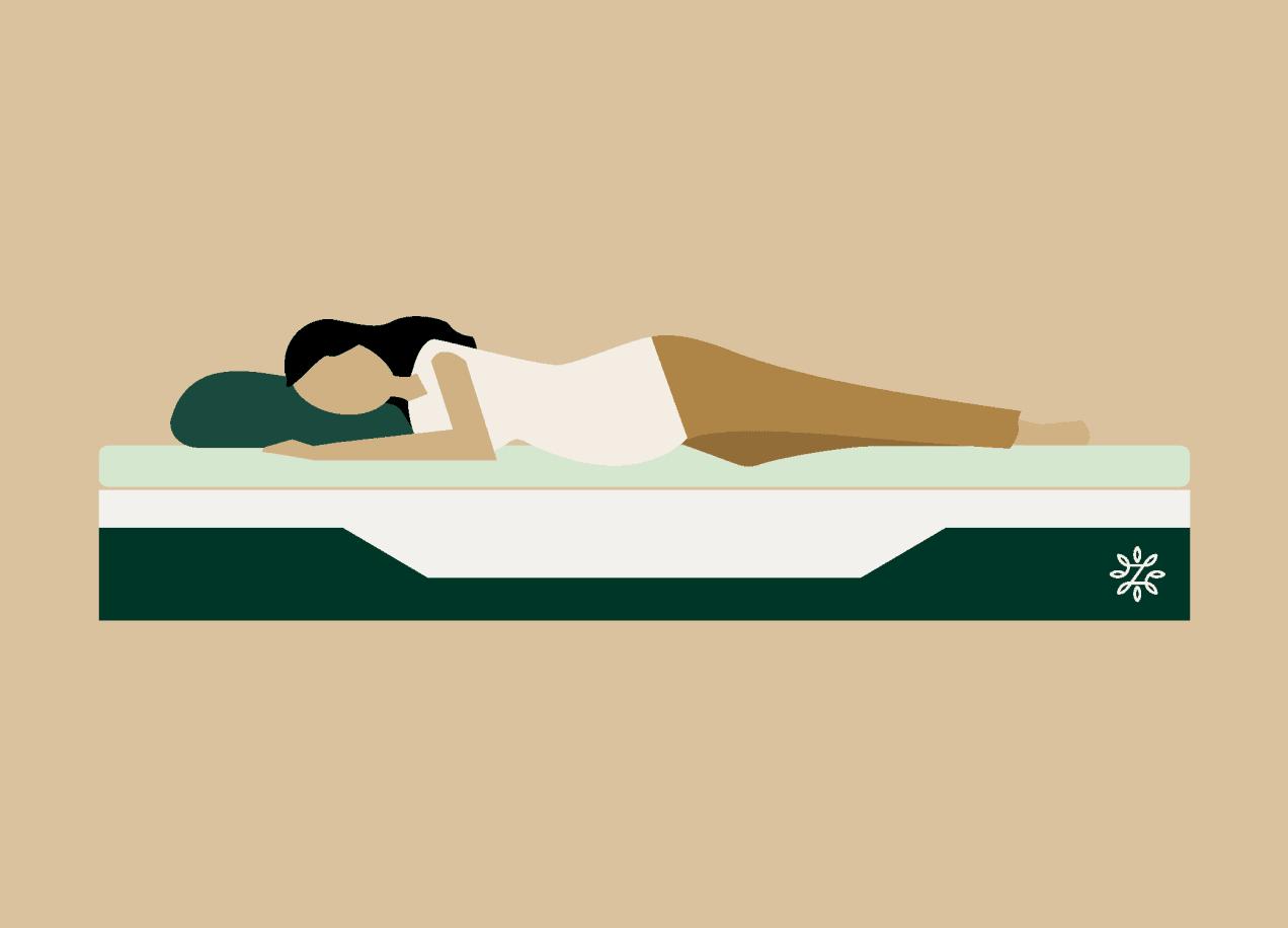 mattress or mattress topper for pregnancy