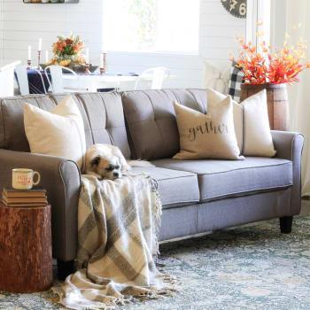 Zinus living room