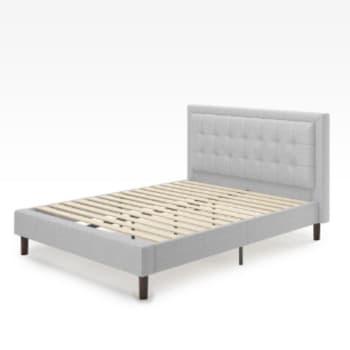 Dachelle Upholstered platform bed