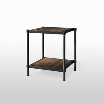 Tables and Shelves