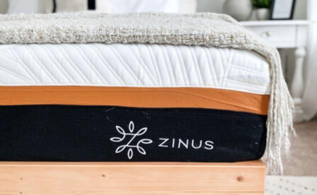 copper adaptive hybrid mattress
