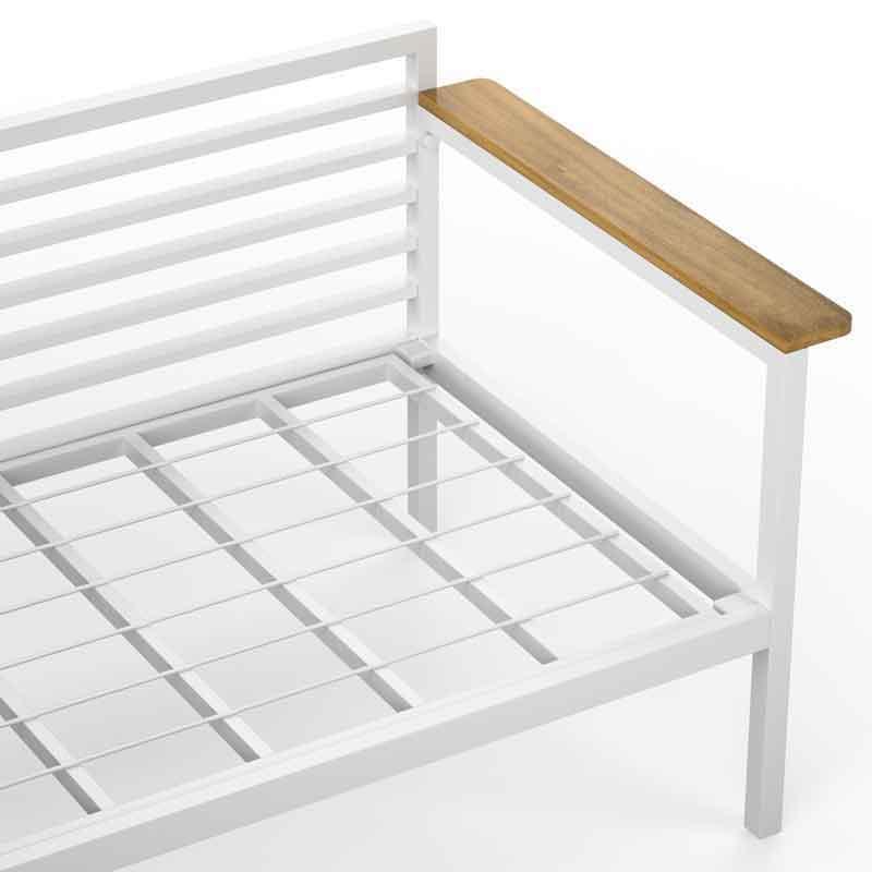 pablo frame in white
