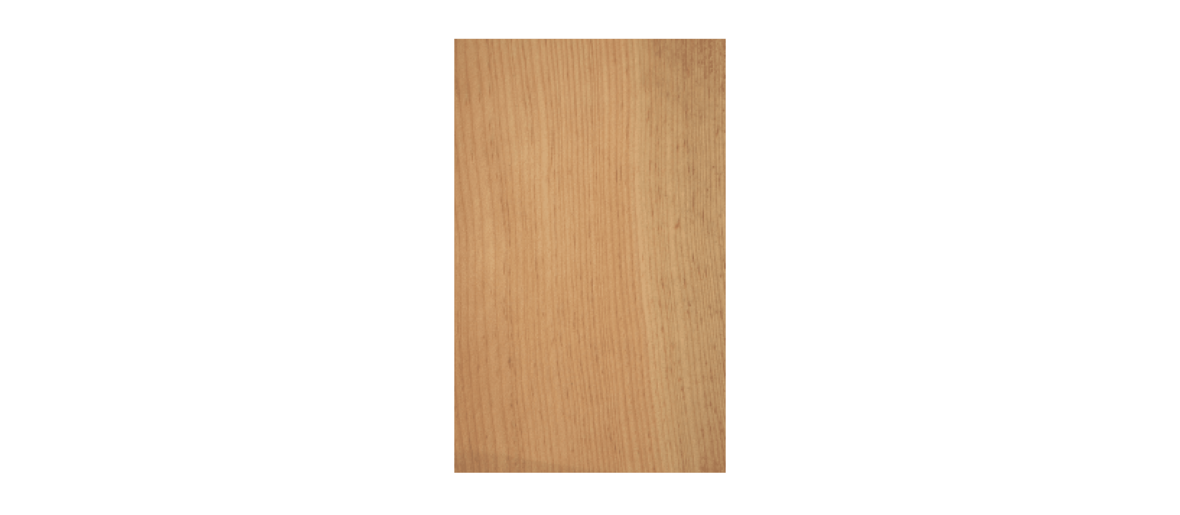 Vertical Grain Natural Sample