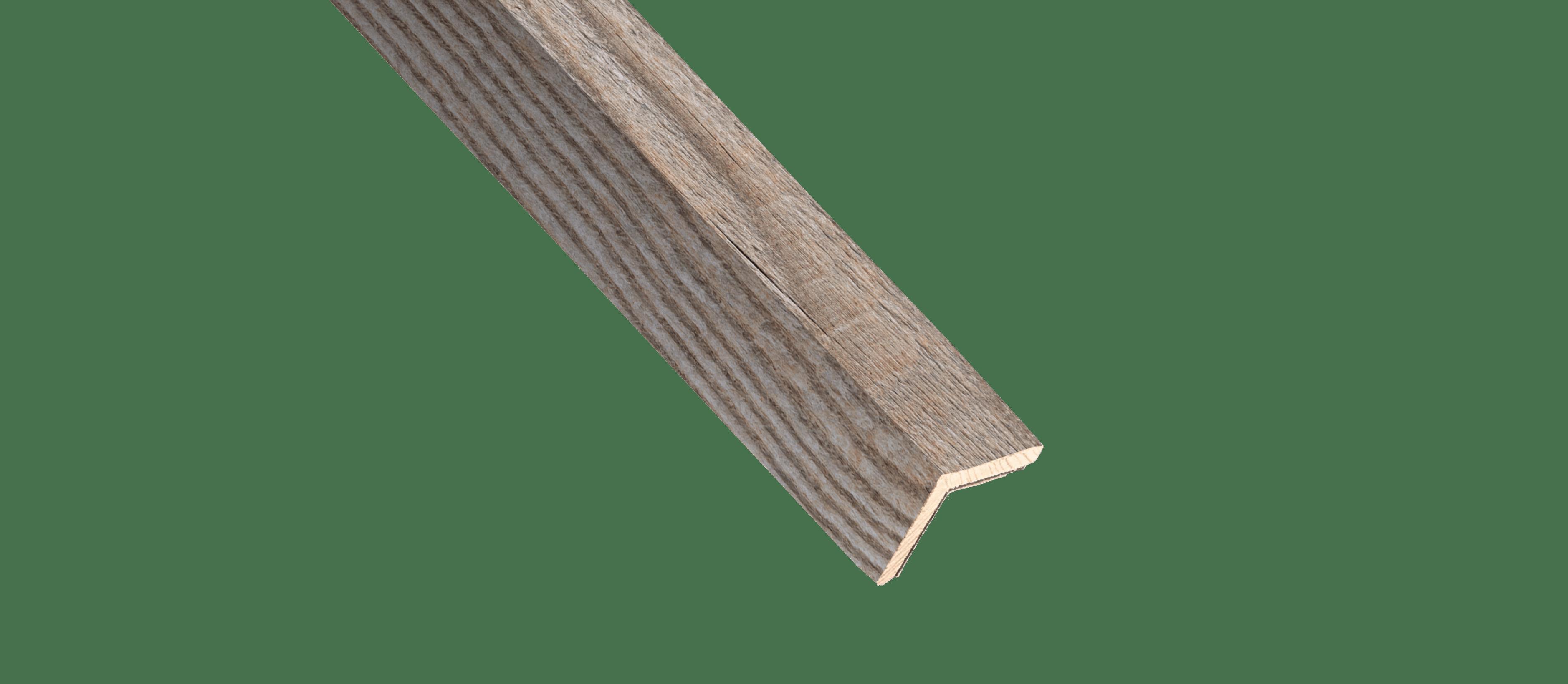 Silvermyst Wood Corner Trim Sample