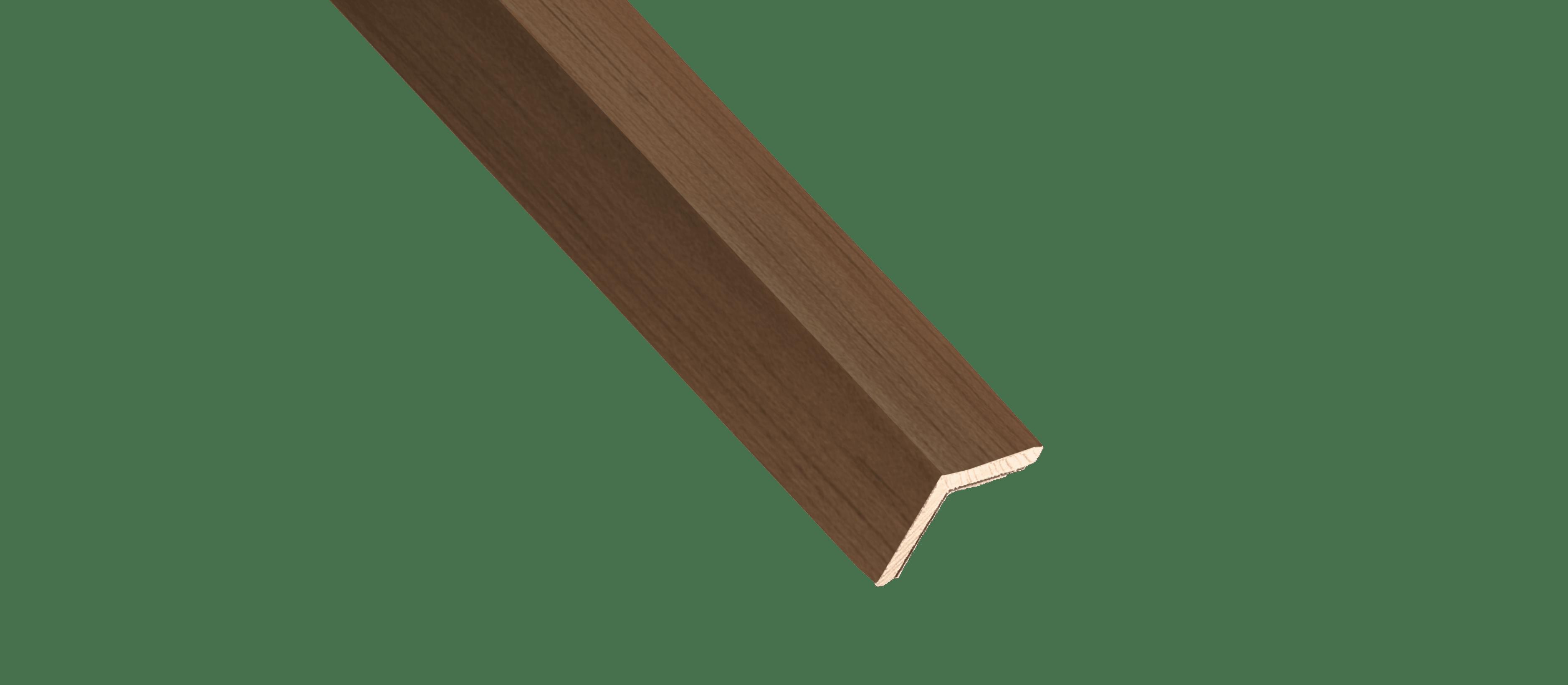 Reclaimed Arabica Wood Corner Trim Sample