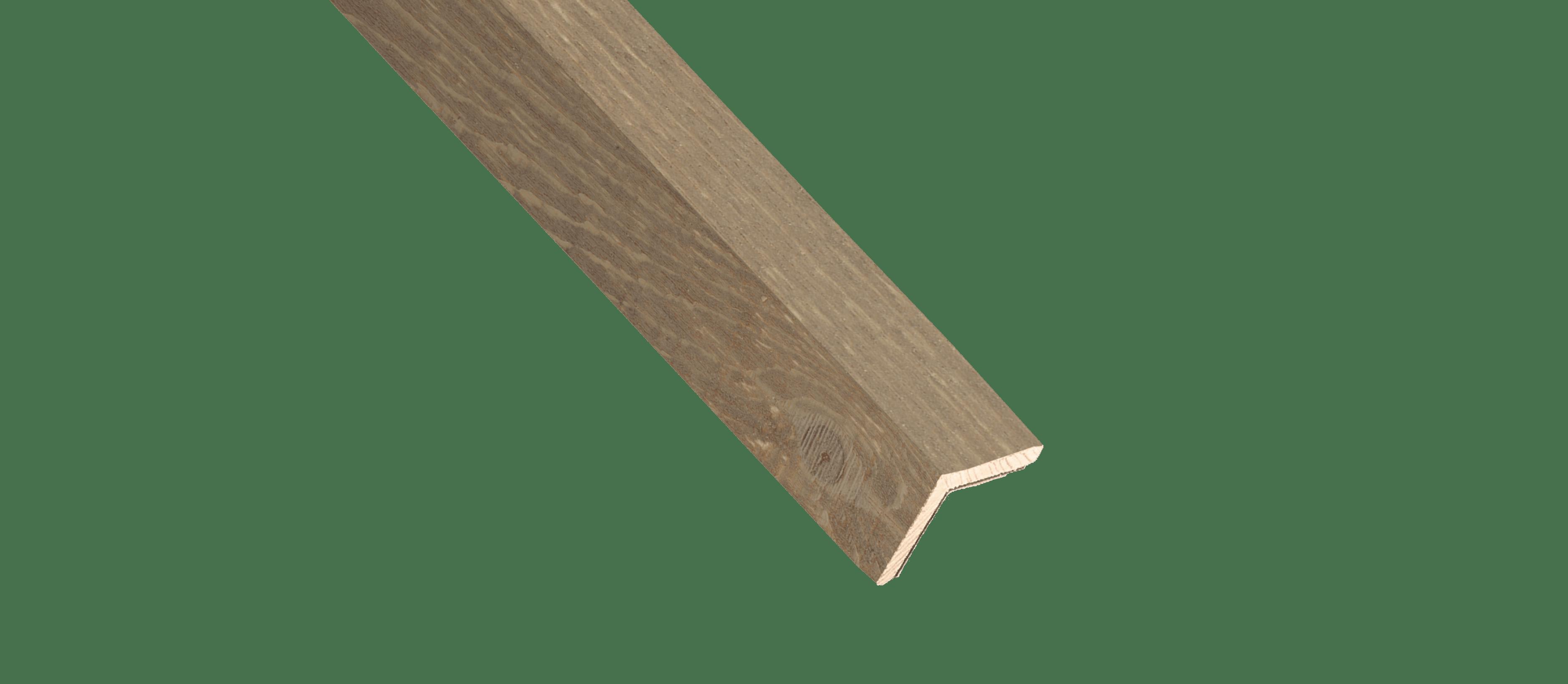 Sienna Wood Corner Trim Sample