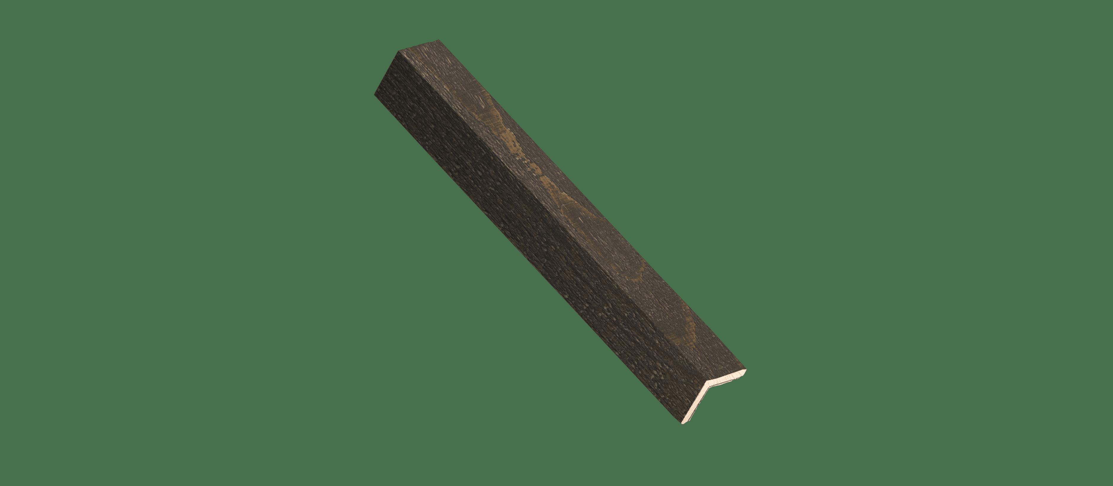 Graystone Wood Corner Trim Sample