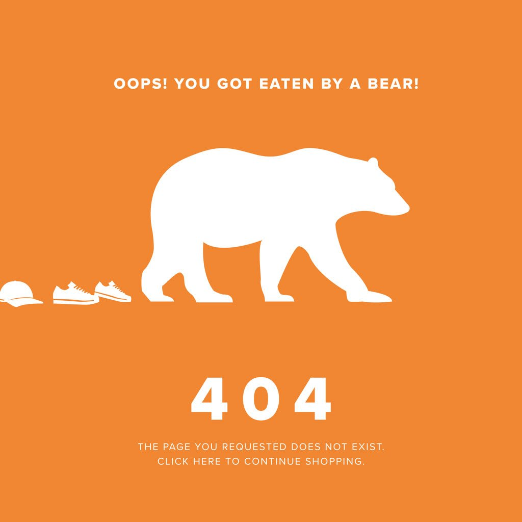 404 | Oops! You got eaten by a bear. The page you requested does not exist.