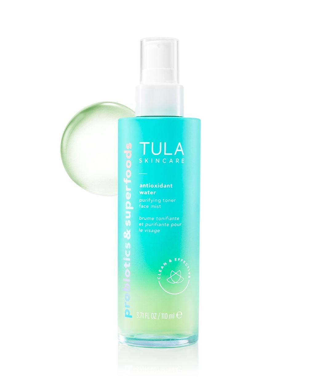 antioxidant water | Tula Skincare