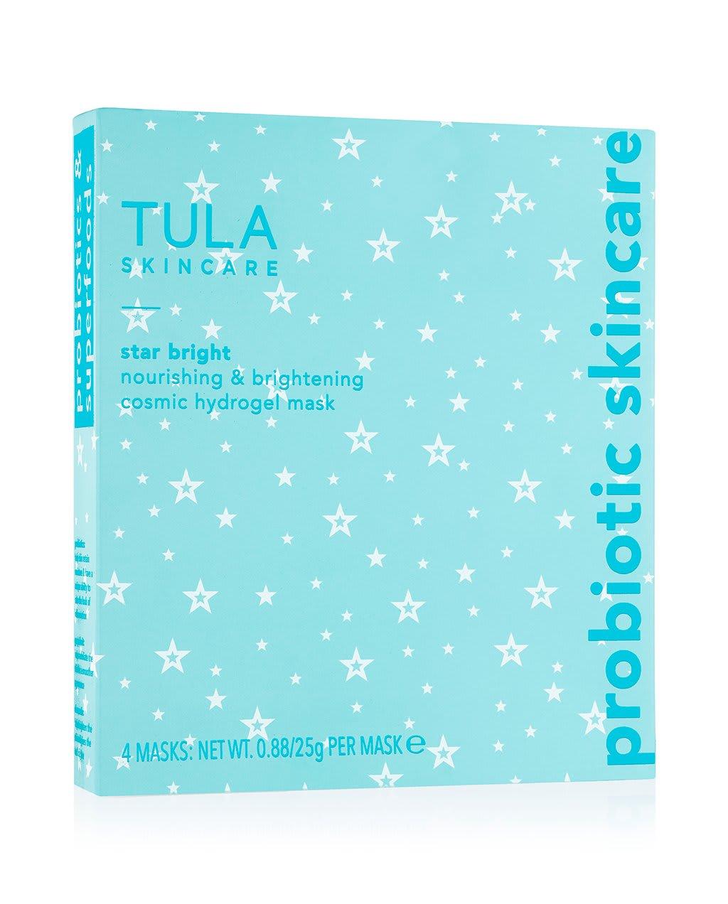 nourishing & brightening hydrogel mask | Tula Skincare