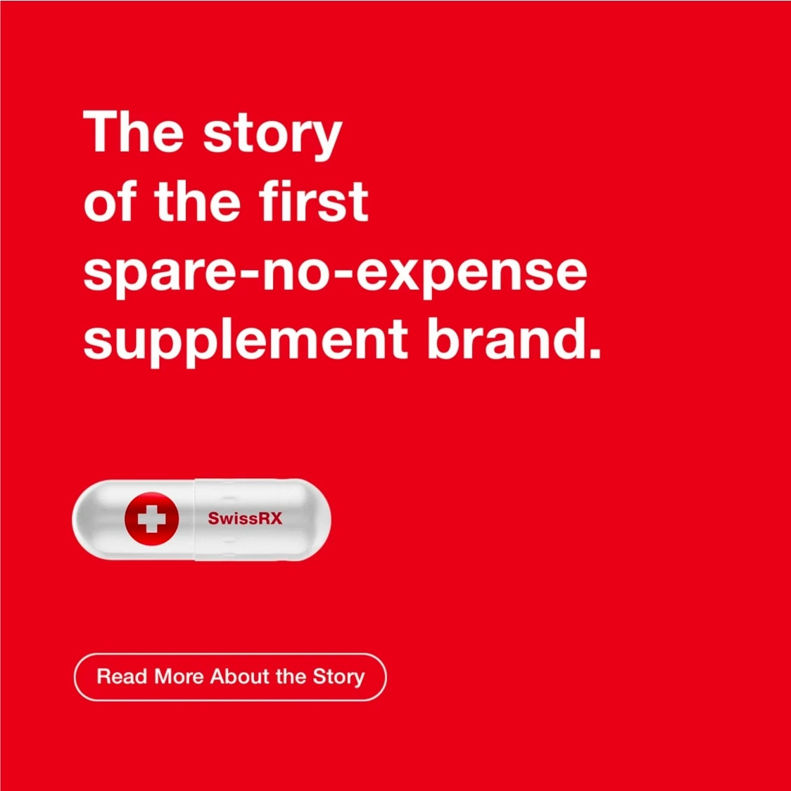 Swiss RX - The Story of the World's First Supplement made for Athletes