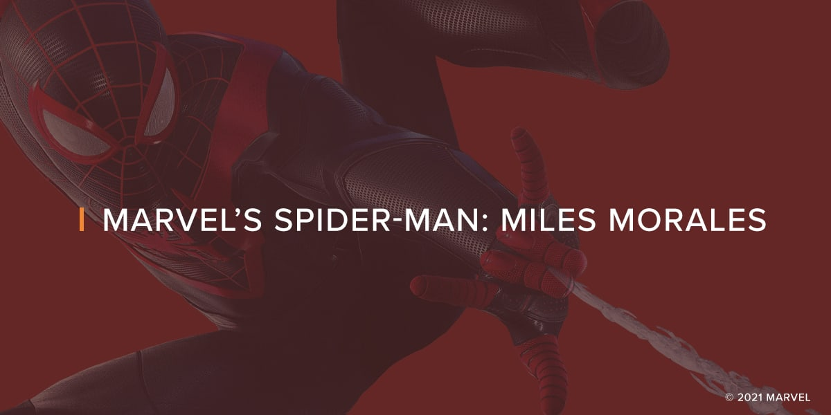 Introducing‌ ‌Marvel's‌ ‌Spider-Man:‌ ‌Miles‌ ‌ Morales‌ ‌Rings