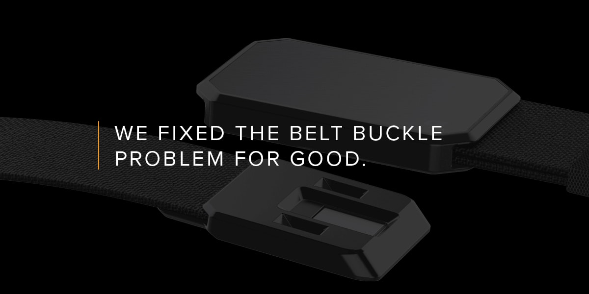 Most comfortable stretch belt.