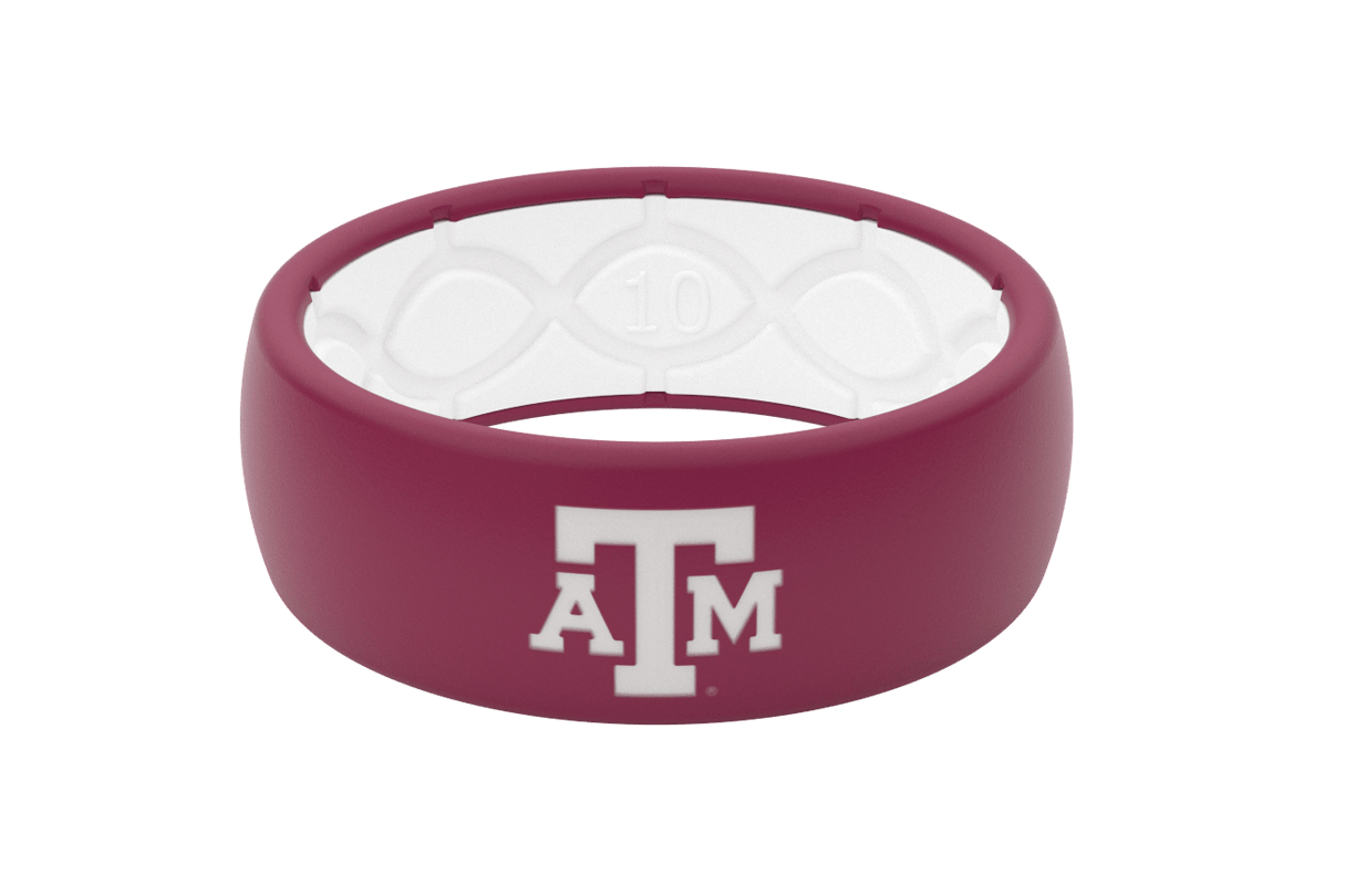 Original College Texas A&M  viewed front on