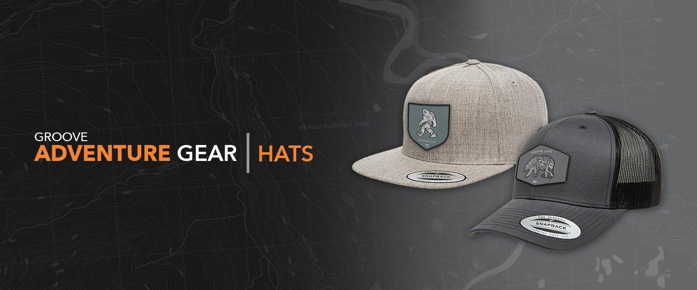 Adventure Gear Hats