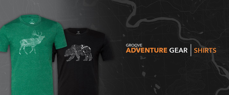 Adventure Gear Shirts