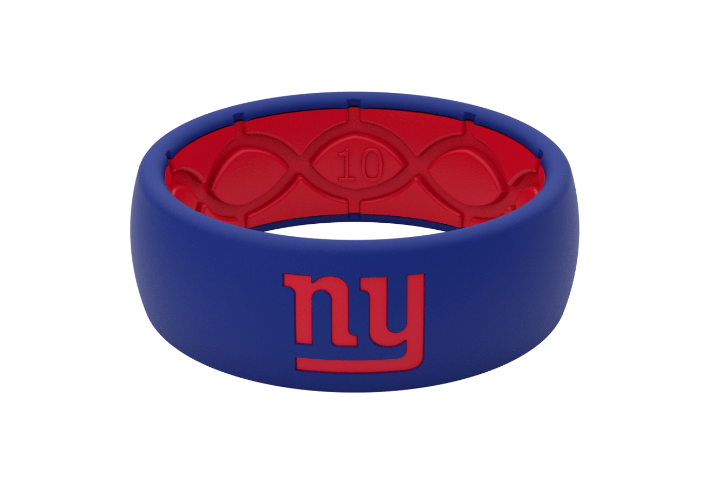Original NFL New York Giants - Groove Life Silicone Wedding Rings