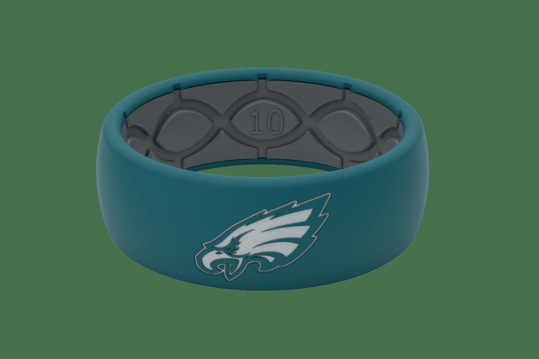 Original NFL Philadelphia Eagles - Groove Life Silicone Wedding Rings