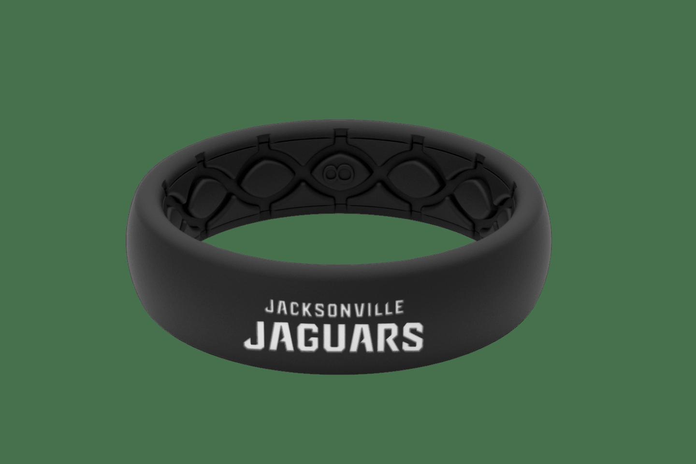 Thin NFL Jacksonville Jaguars Black  viewed front on