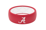 Original College Alabama Logo  viewed front on