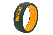 Original NFL Green Bay Packers - Groove Life Silicone Wedding Rings