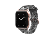 Folklore - Apple Watch Band with rose gold hardware viewed front on