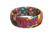 Jean Gray Classic Comic Ring viewed front on
