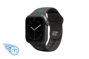 Apple Watch Band NFL Tennessee Titans Black - Groove Life