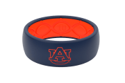 Original College Auburn Logo  viewed front on