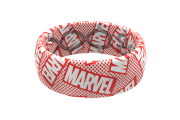 Marvel Logo Retro  viewed front on